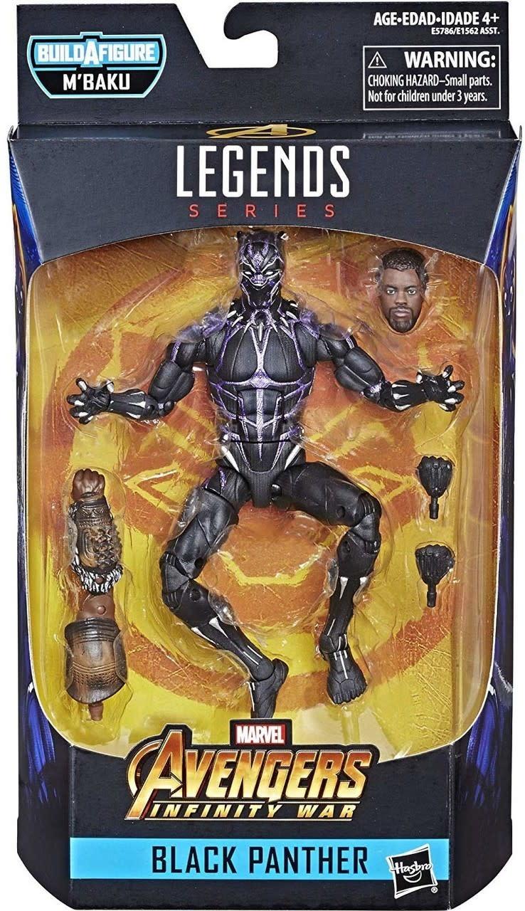"""Marvel Legends Black Panther Ulysse Klaue 6/"""" figure-Loose-No m/'baku BAF"""