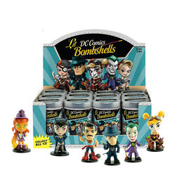 "Cryptozoic Entertainment DC Comics Lil' Bombshells Series 3 Vinyl Blindbox 2.75"" Individual Figure"