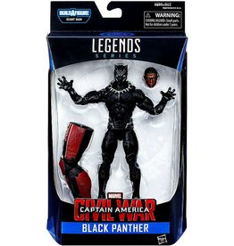 "Hasbro Captain America Civil War Marvel Legends 6"" Black Panther Action Figure (Giant Ant-Man BAF)"