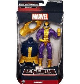 "Hasbro Marvel Legends 6"" Avengers Infinite Series Batroc Action Figure (Thanos BAF)"
