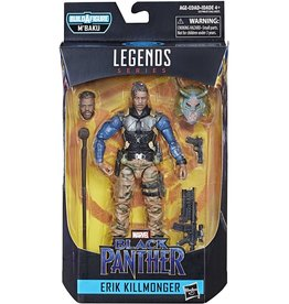 "Hasbro Black Panther Marvel Legends 6"" Erik Killmonger (M'Baku BAF)"