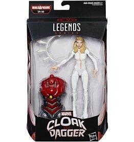 """Hasbro Cloak and Dagger Marvel Legends 6"""" Dagger (SP//dr BAF)"""