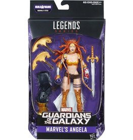 "Hasbro Guardians of the Galaxy Vol. 2 Marvel Legends 6"" Marvel's Angela Action Figure (Titus BAF)"
