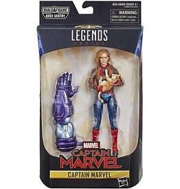 """Hasbro Marvel Legends 6"""" Captain Marvel Action Figure [Bomber Jacket] (Kree BAF)"""