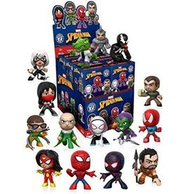 Funko Funko Mystery Mini Spiderman Classic One Mystery Figure Action Figure