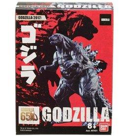 Bandai Godzilla 3 1/2-Inch Action Figure Wave 1: Godzilla(2017)