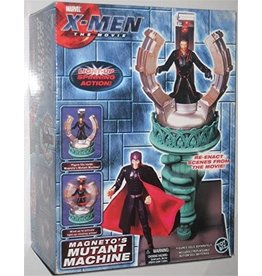 Toy Biz Marvel X-Men The Movie Magneto's Mutant Machine