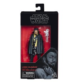 "Hasbro Star Wars The Black Series 6"" Lando Calrissian #65 (Solo: A Star Wars Story)"