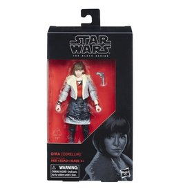 "Hasbro Star Wars: The Black Series 6"" Qi'Ra #66 (Solo: A Star Wars Story)"