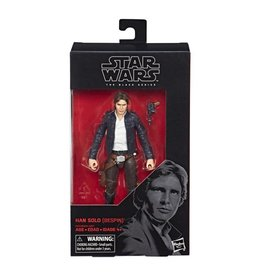"Hasbro Star Wars The Empire Strikes Back Black Series 6"" Han Solo (Bespin) #70 Action Figure"