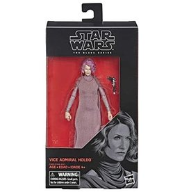 "Hasbro Star Wars Black Series 6"" Vice Admiral Holdo (The Last Jedi) Action Figure"