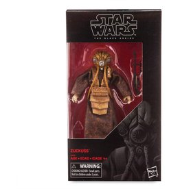"Hasbro Star Wars: The Black Series 6"" Zuckuss (Empire Strikes Back) Exclusive"