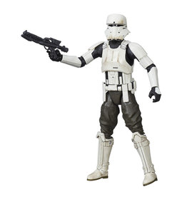 """Hasbro Star Wars Black Series 6"""" Imperial Hovertank Pilot Rogue One Toys R Us Exclusive"""