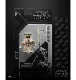 Hasbro Star Wars: The Black Series Archive Collection Yoda (The Empire Strikes Back)