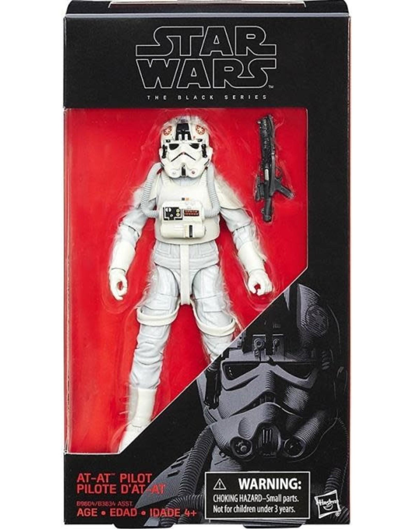 Hasbro Star Wars: The Black Series 6-inch AT-AT Driver (Empire Strikes Back)