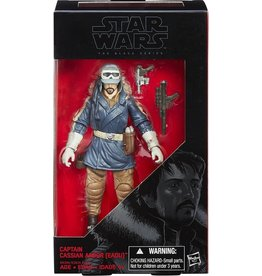 Hasbro Star Wars Black Series 6-inch Captain Cassian Andor (Eadu) Action Figure ( Rogue One)