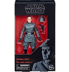 Hasbro Star Wars Black Series 6-inch Admiral Piett ( Return of the Jedi) Exclusive Action Figure