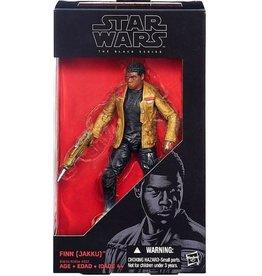 Hasbro Star Wars Black Series 6-inch Finn [Jakku] ( The Force Awakens) Action Figure
