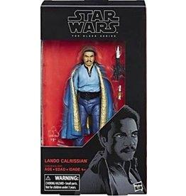 Hasbro Star Wars Black Series 6-inch Lando Calrissian ( Empire Strikes Back) Action Figure