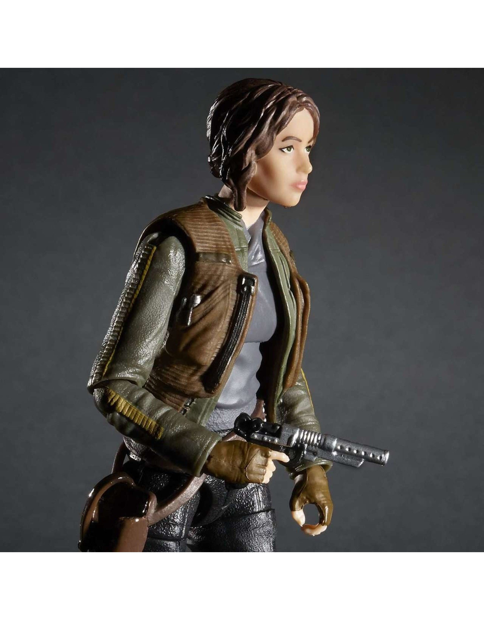 "Hasbro Star Wars Black Series Jyn Erso /& Captain Cassian Andor Eadu 6/"" Figures"