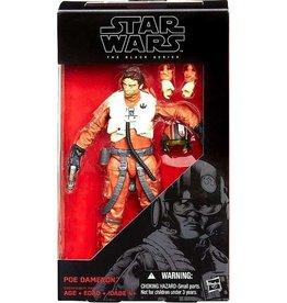 Hasbro Star Wars  Black Series 6-inch Poe Dameron (The Force Awakens) Action Figure