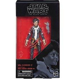 Hasbro Star Wars 6-inch Black Series Val (Solo A Star Wars Story) [Vandor-1] Action Figure