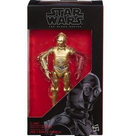 Hasbro Star Wars (The Force Awakens) Black Series 6-inch C-3PO (Resistance Base) Action Figure