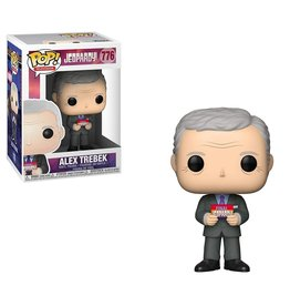Funko Jeopardy POP! TV Alex Trebek Vinyl Figure #776