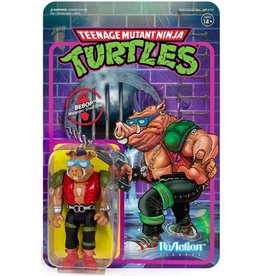ReAction TMNT ReAction Bebop Figure