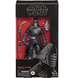 """Hasbro Star Wars: The Black Series 6"""" Knight of Ren (The Rise of Skywalker)"""