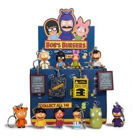 kidrobot Bob's Burgers Mini-Figure Individual Mystery Keychain