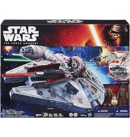 Hasbro Star Wars: The Force Awakens Battle Action Millennium Falcon Vehicle Playset