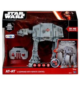 Thinking Toy Star Wars The Force Awakens Exclusive U-Command AT-AT R/C Remote Control