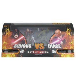Hasbro Star Wars Revenge Of The Sith Battle Arena - Sidious vs Mace