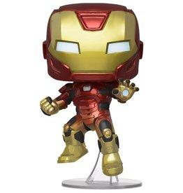 Funko Funko Marvel Gamerverse POP! Games Iron Man Exclusive Vinyl Bobble Head #634