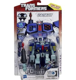 Hasbro Transformers Generations 30th Anniversary Deluxe IDW Tankor Deluxe Action Figure