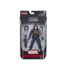 Hasbro Black Widow Marvel Legends Winter Soldier Action Figure (Crimson Dynamo BAF)