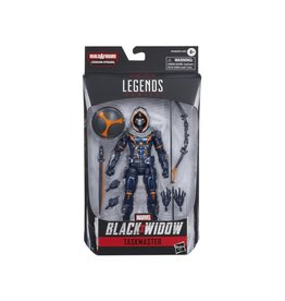 Hasbro Black Widow Marvel Legends Taskmaster Action Figure (Crimson Dynamo BAF)