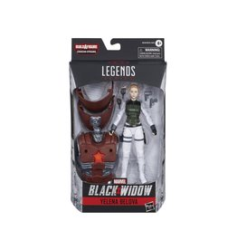 Hasbro Black Widow Marvel Legends Yelena Belova Action Figure (Crimson Dynamo BAF)