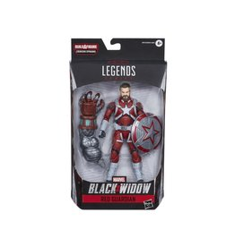 Hasbro Black Widow Marvel Legends Red Guardian Action Figure (Crimson Dynamo BAF)
