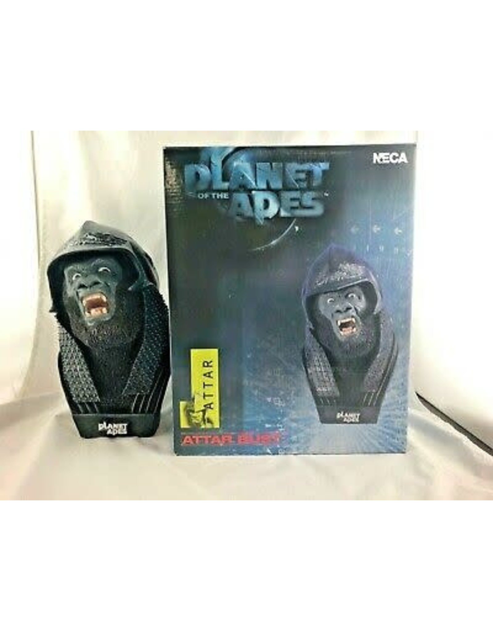 Planet Of The Apes 2001 Attar Bust Statue Big Bang Toys