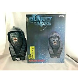 NECA Planet of The Apes 2001 Attar Bust Statue
