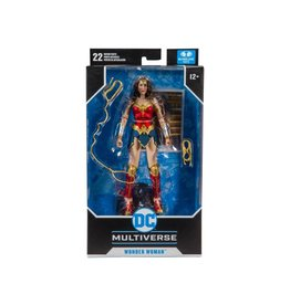 McFarlane Toys Wonder Woman 1984 DC Multiverse Wonder Woman Figure