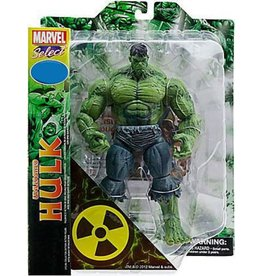 Diamond Select Toys Marvel Select Unleashed Hulk Exclusive Action Figure