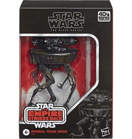 Hasbro Star Wars Black Series Imperial Probe Droid Deluxe Action Figure
