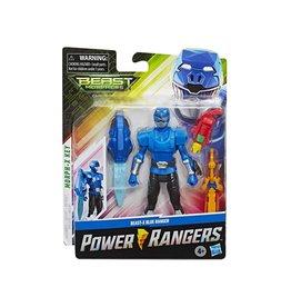 Hasbro Power Rangers Beast Morphers Beast-X Blue Ranger