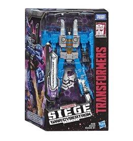 Hasbro Transformers War for Cybertron: Siege Voyager Thundercracker