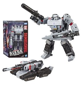 Hasbro Transformers Generations War for Cybertron: Siege Voyager Megatron