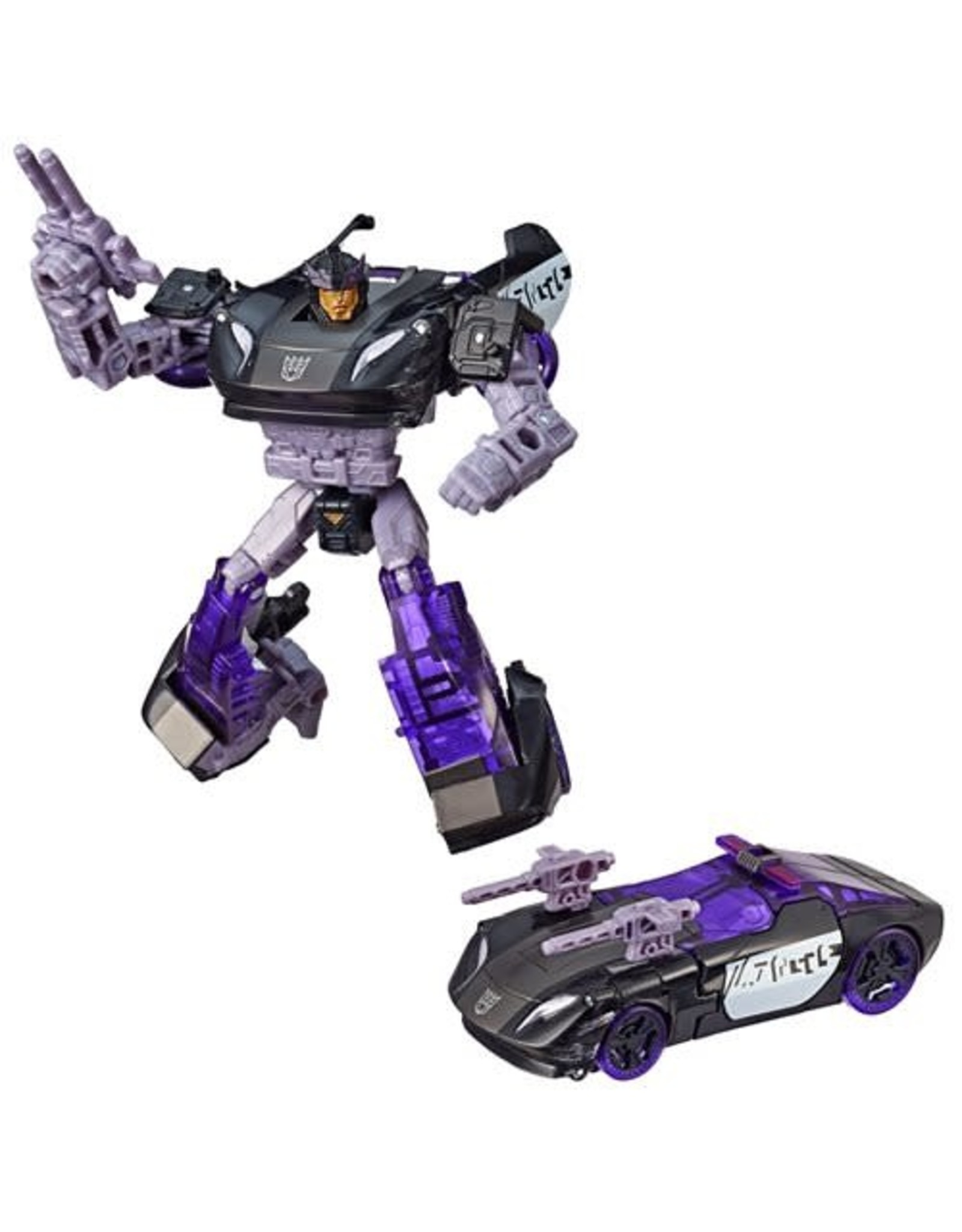 Hasbro Transformers Generations War for Cybertron: Siege Deluxe Barricade