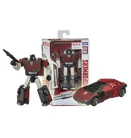 Hasbro Transformers Generations War for Cybertron (Netflix) Sideswipe Exclusive Action Figure